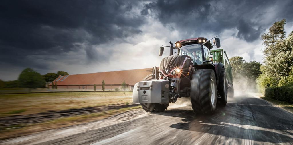 Valtra traktorit